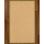 Rupendra Hand Woven Beige Area Rug Rug Size: Rectangle 9' X 12'