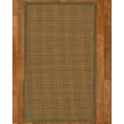 Asther Hand-Woven Brown Area Rug Rug Size: Rectangle 5' X 8'