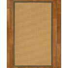 Lanie Hand-Woven Beige Area Rug Rug Size: Rectangle 6' X 9'