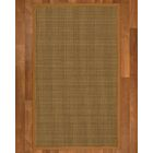 Asther Hand-Woven Brown Rug Rug Size: Rectangle 9' X 12'