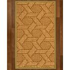Aalin Hand-Woven Beige Area Rug Rug Size: Rectangle 6' X 9'