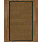 Aderyn Hand-Woven Brown Area Rug Rug Size: Runner 2'6
