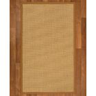 Lanie Hand-Woven Beige Area Rug Rug Size: Rectangle 12' x 15'