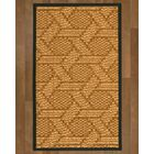 Aalin Hand Woven Brown Area Rug Rug Size: Rectangle 12' x 15'