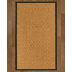 Shauntel Hand-Woven Beige Area Rug Rug Size: Rectangle 5' X 8'