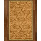Aalin Hand-Woven Beige Area Rug Rug Size: Rectangle 2' X 3'