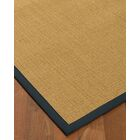Lanie Hand-Woven Beige Area Rug Rug Size: Rectangle 4' X 6'