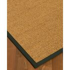 Healey Hand Woven Brown Area Rug Rug Size: Rectangle 6' X 9'