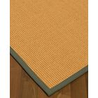 Buggs Hand Woven Brown Area Rug Rug Size: Rectangle 2' X 3'
