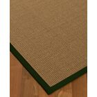 Jamesville Hand Woven Brown Area Rug Rug Size: Rectangle 5' X 8'