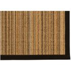 Dover Hand Woven Brown Area Rug Rug Size: Rectangle 5' X 8'