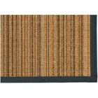 Dover Hand Woven Brown Area Rug Rug Size: Rectangle 8' X 10'