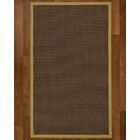 Brokaw Modern Hand Woven Brown Area Rug Rug Size: Runner 2'6