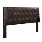 Elfrieda Upholstered Panel Headboard Size: King