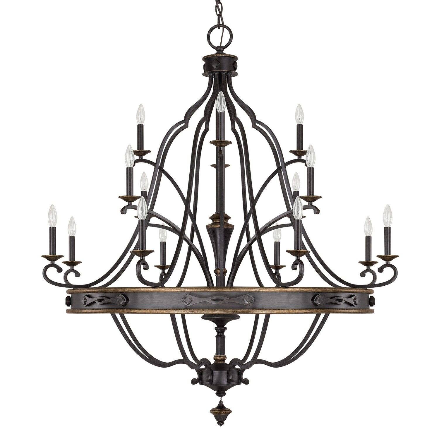 Higham 16-Light Chandelier
