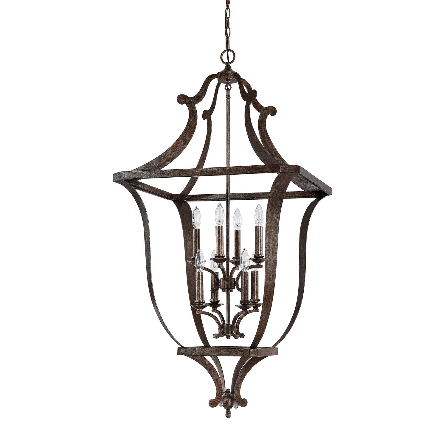 Corday 8-Light Foyer Pendant