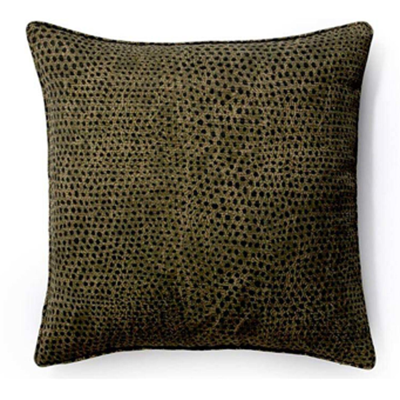 Cheetah Indoor/Outdoor Throw Pillow Size: 26