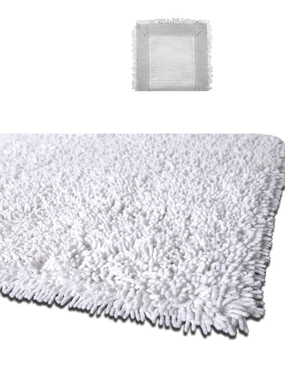 Echo Off-White Area Rug Rug Size: Rectangle 5' x 8'