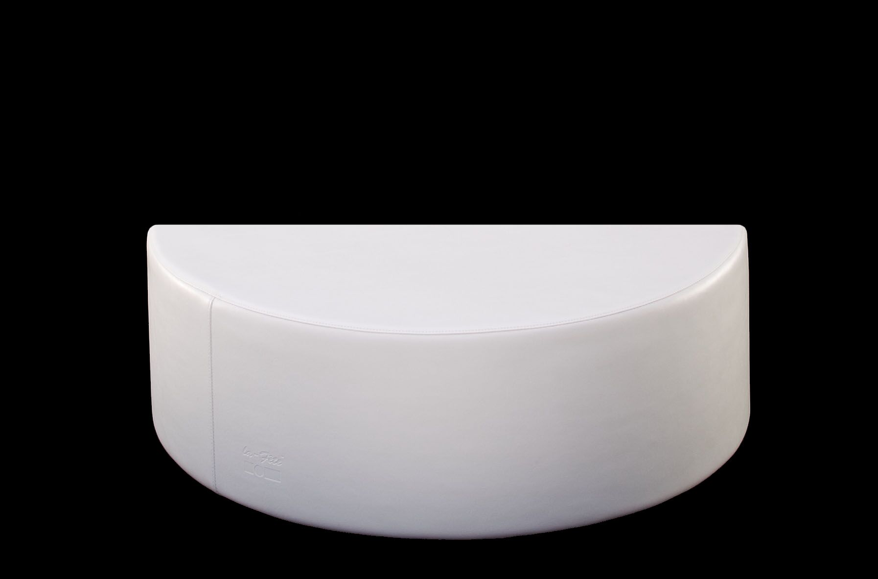 Demi-Stack Plastic Side Table Finish: Candy Pink