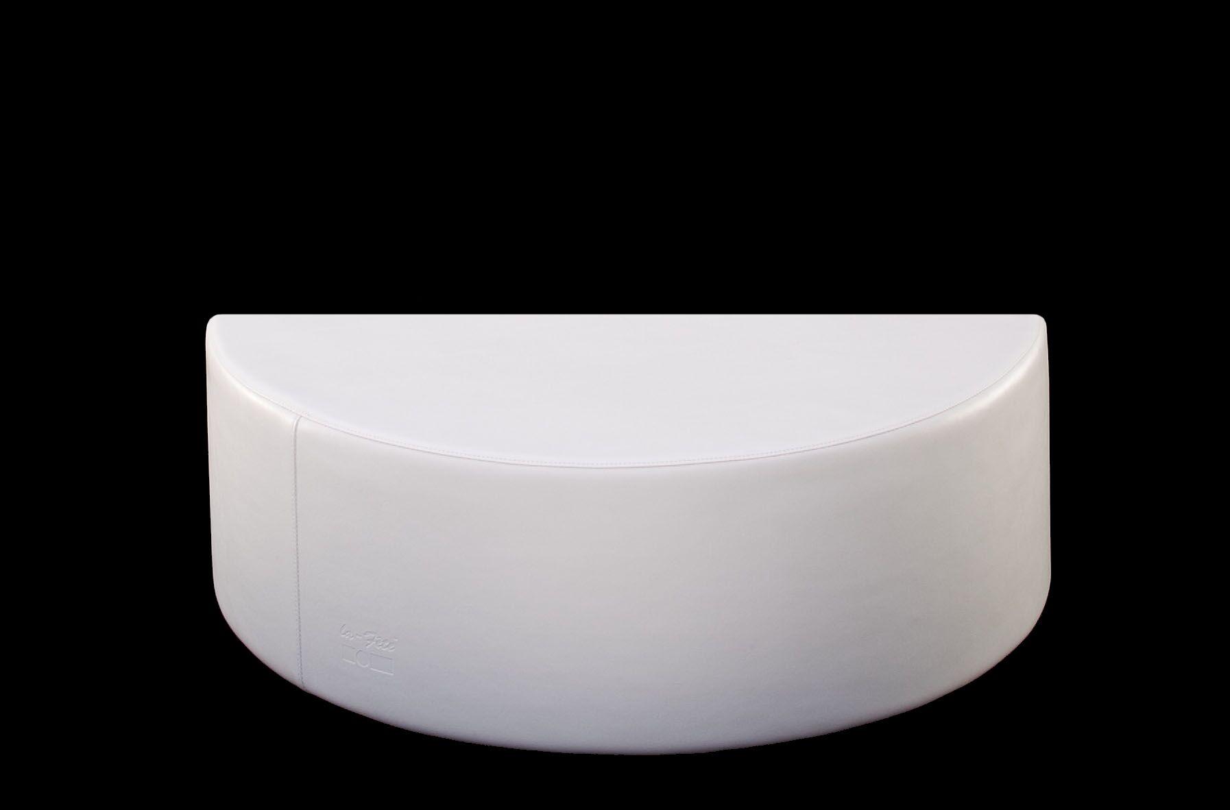 Demi-Stack Plastic Side Table Finish: Graphite Linen
