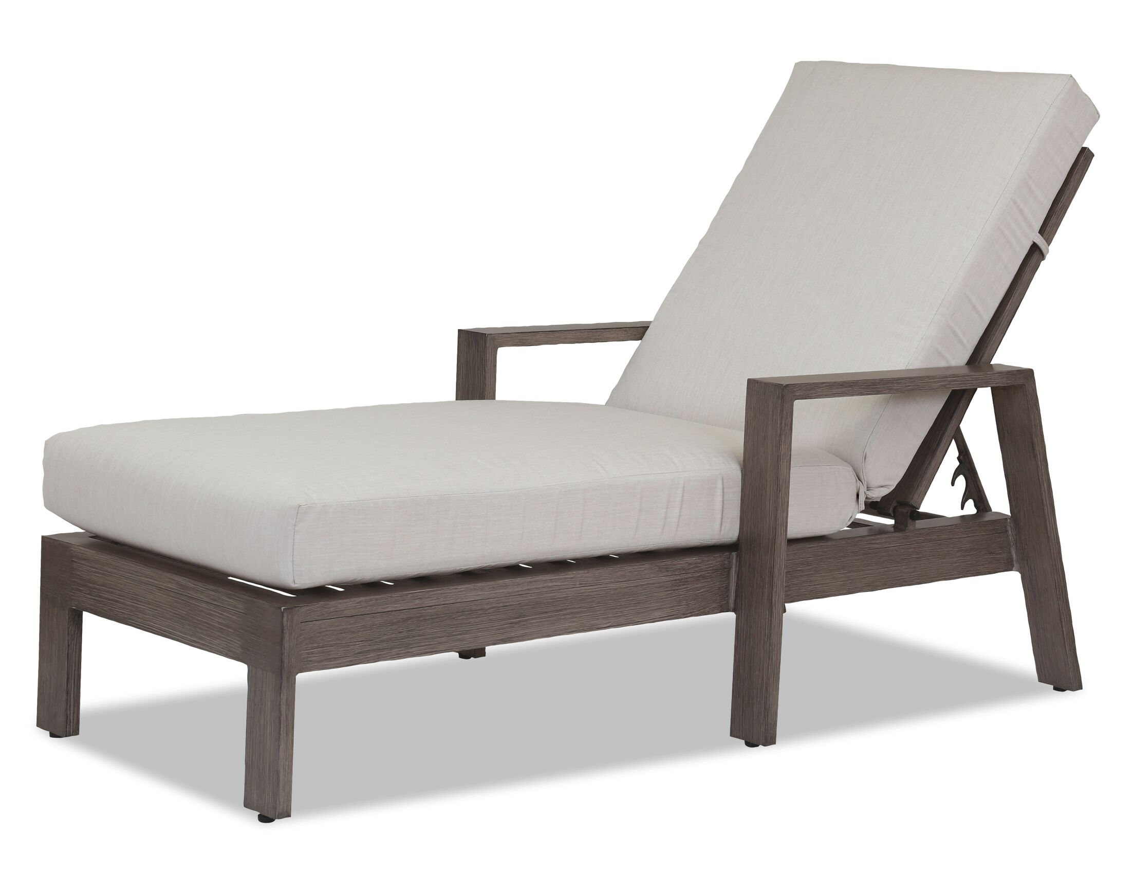 Laguna Double Chaise Lounge with Cushion