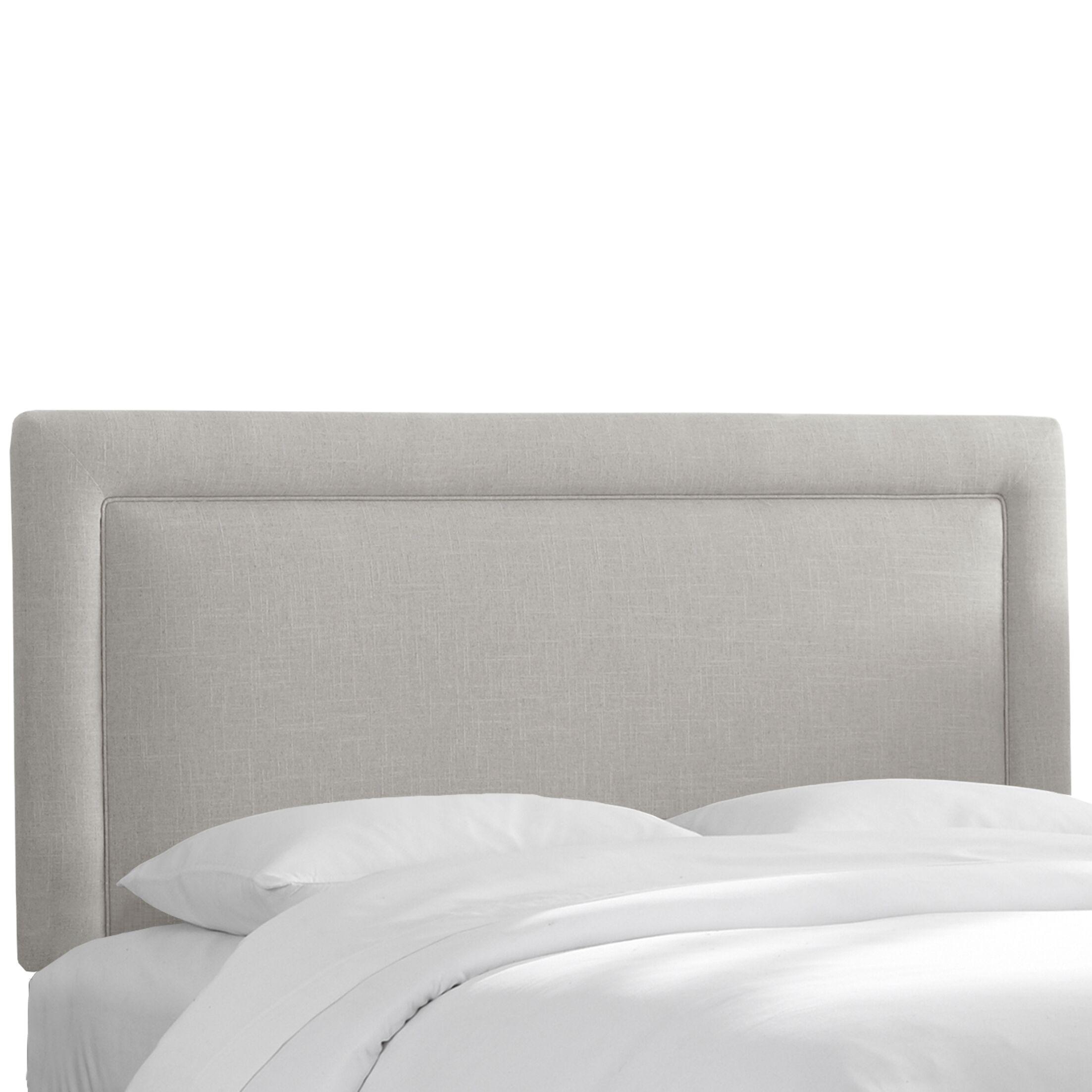 Cygni Upholstered Panel Headboard Size: Queen