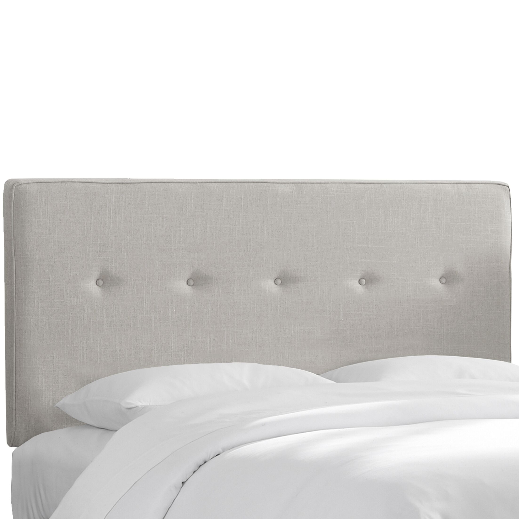 Drees Upholstered Panel Headboard Size: Twin