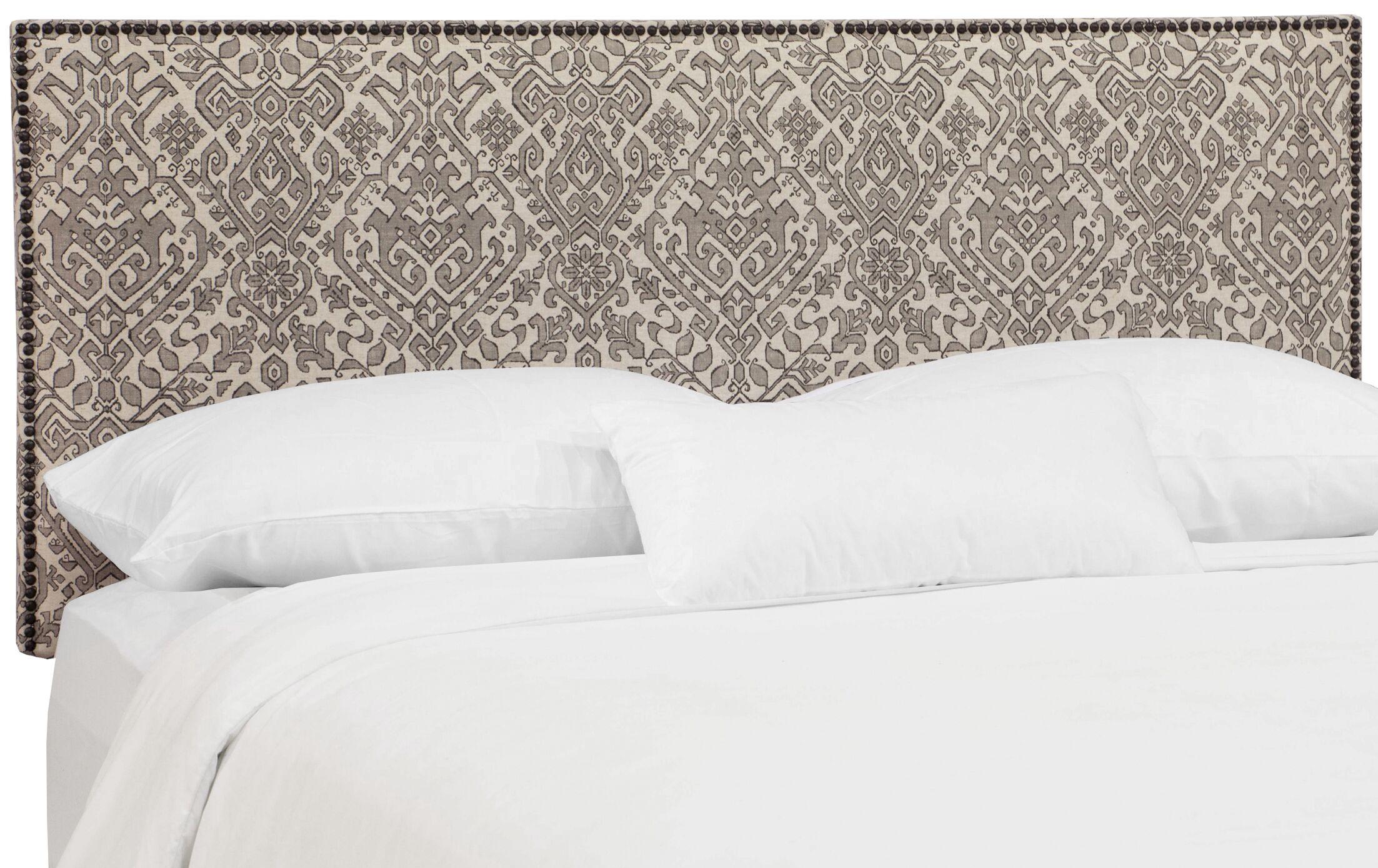Upholstered Panel Headboard Size: Full