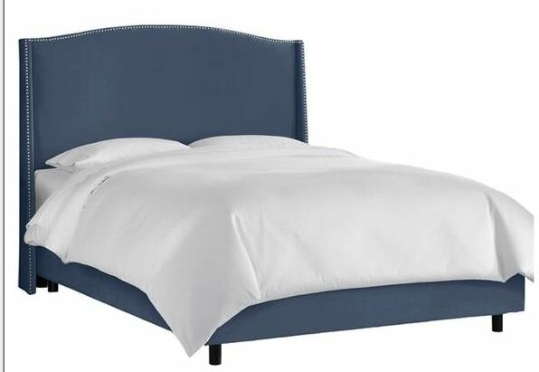 Cora Regal Upholstered Panel Bed Size: Full