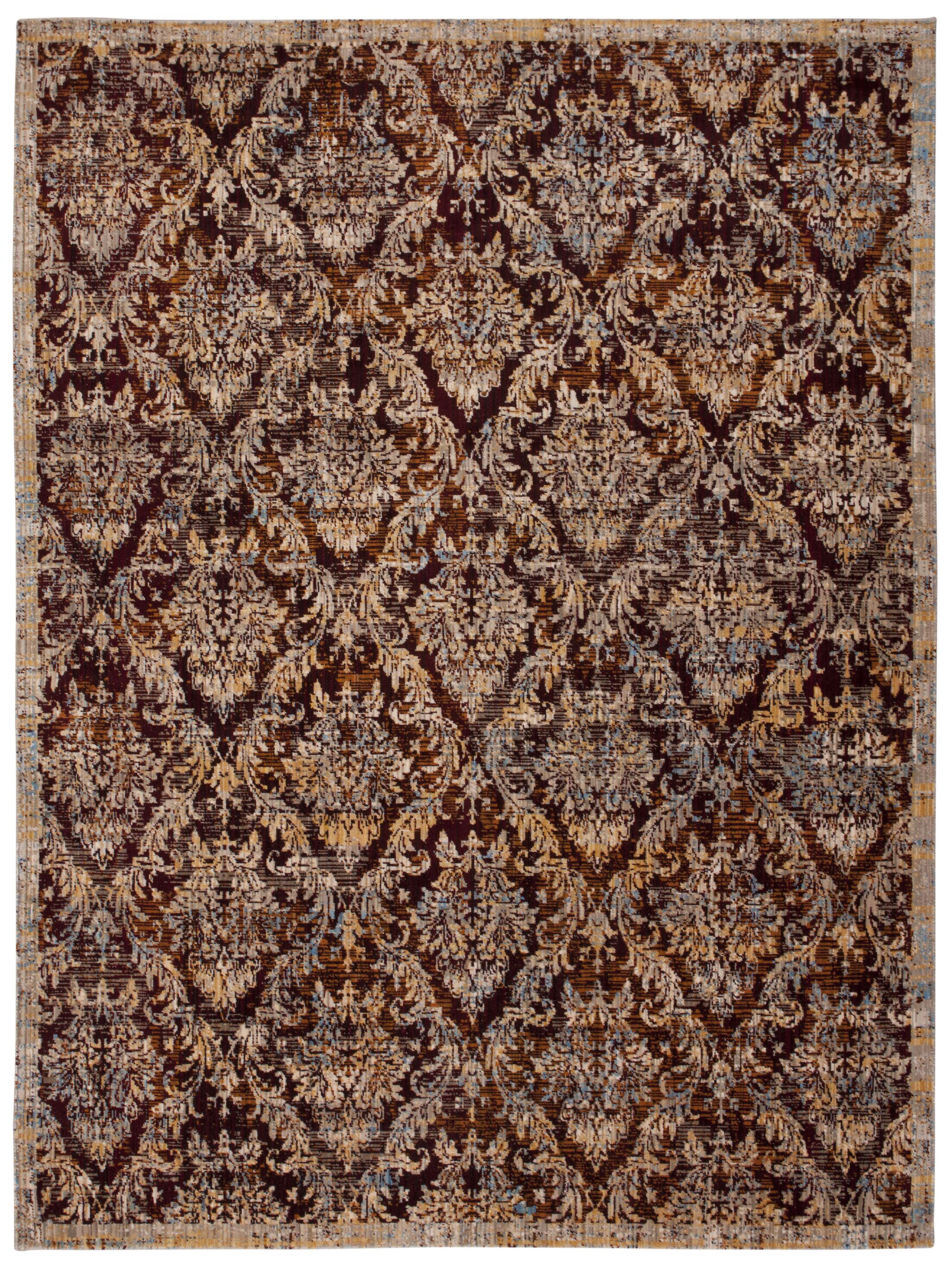 Moroccan Garnet Rug Rug Size: Rectangle 5'3