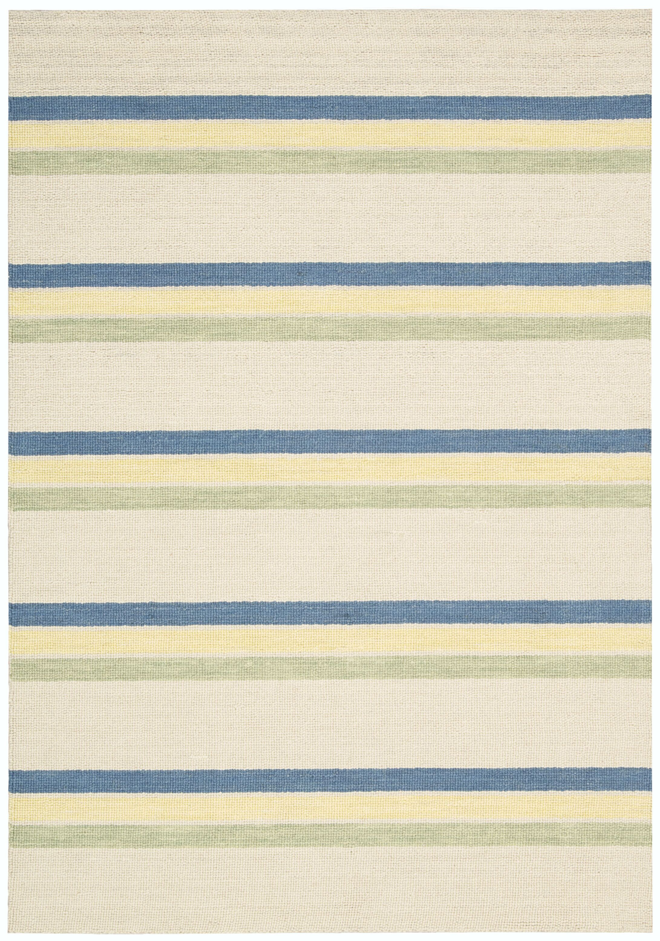 Manford Hand-Woven Cottonwood Area Rug Rug Size: Runner 2'3