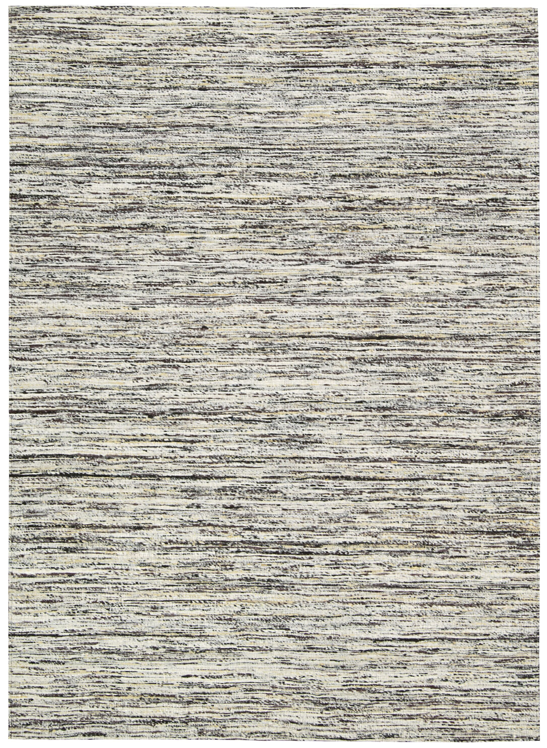 Zahra Hand-Woven Cobble Stone Area Rug Rug Size: Rectangle 4' x 6'