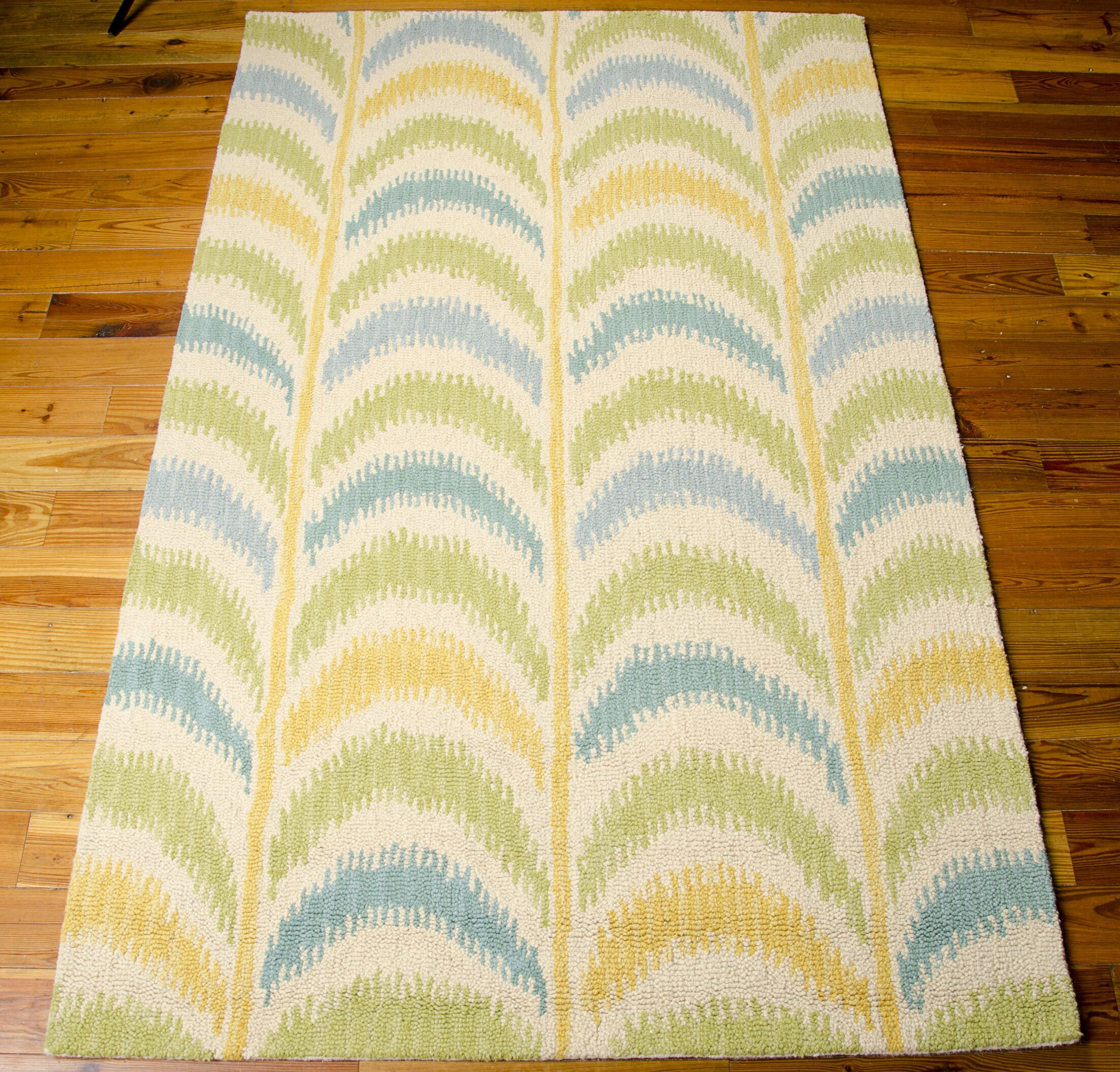 Ampur Area Rug Rug Size: Rectangle 3'6