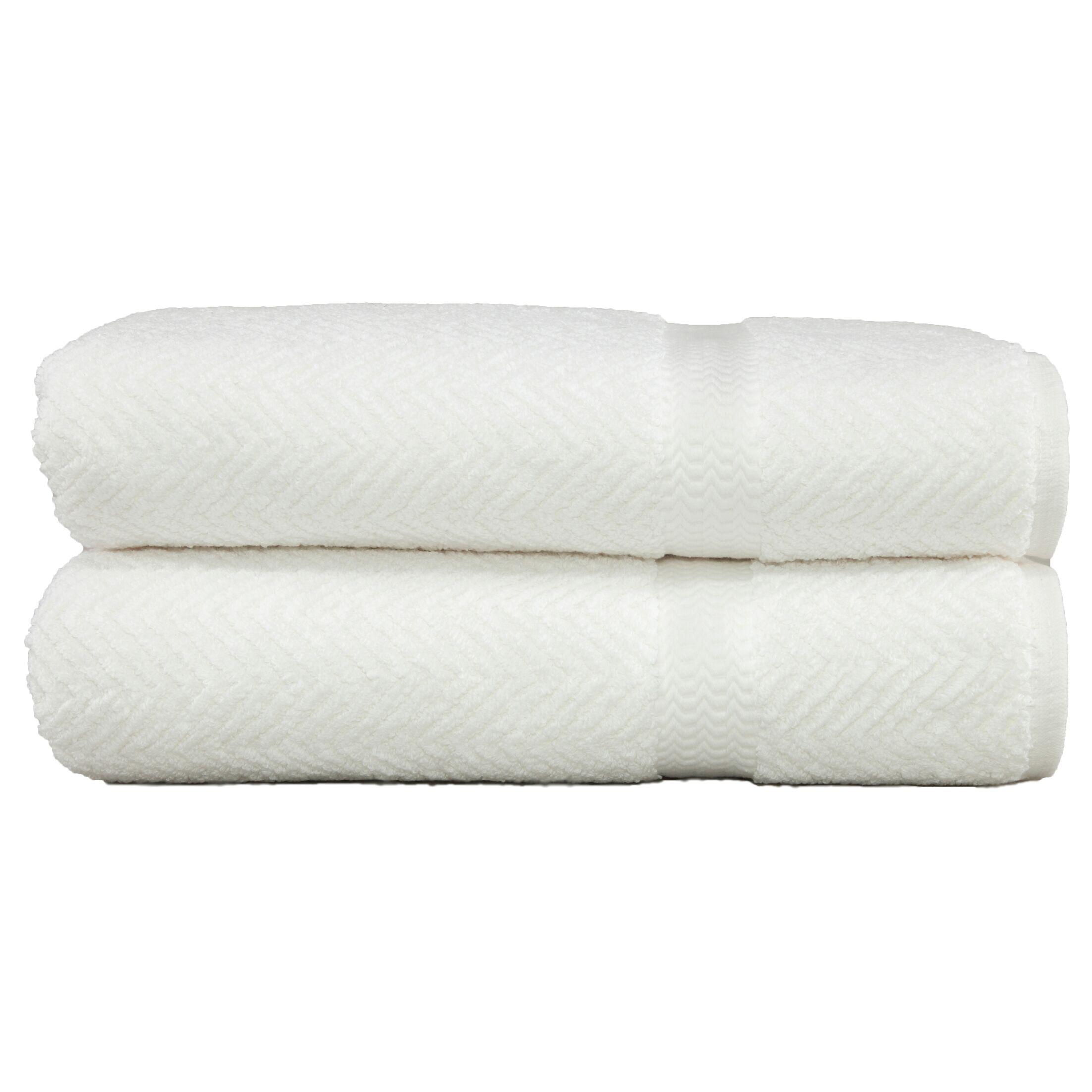 Spilsby Bath Sheet Color: White