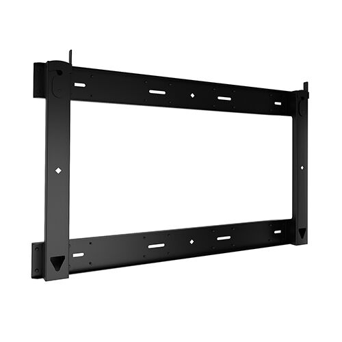 Cost-effective wall-mount solution for large flat panel TVs, plasma and LCD screens larger than 37''. Features: -Custom TV specific bracket design.-Exclusive Q-latch mounting system secures the TV to the wall.-Low profile-mount designed to meet manufa...