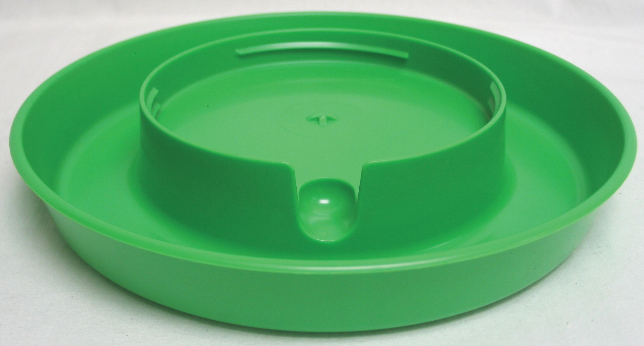 Dish for Bird Feeder Color: Lime Green