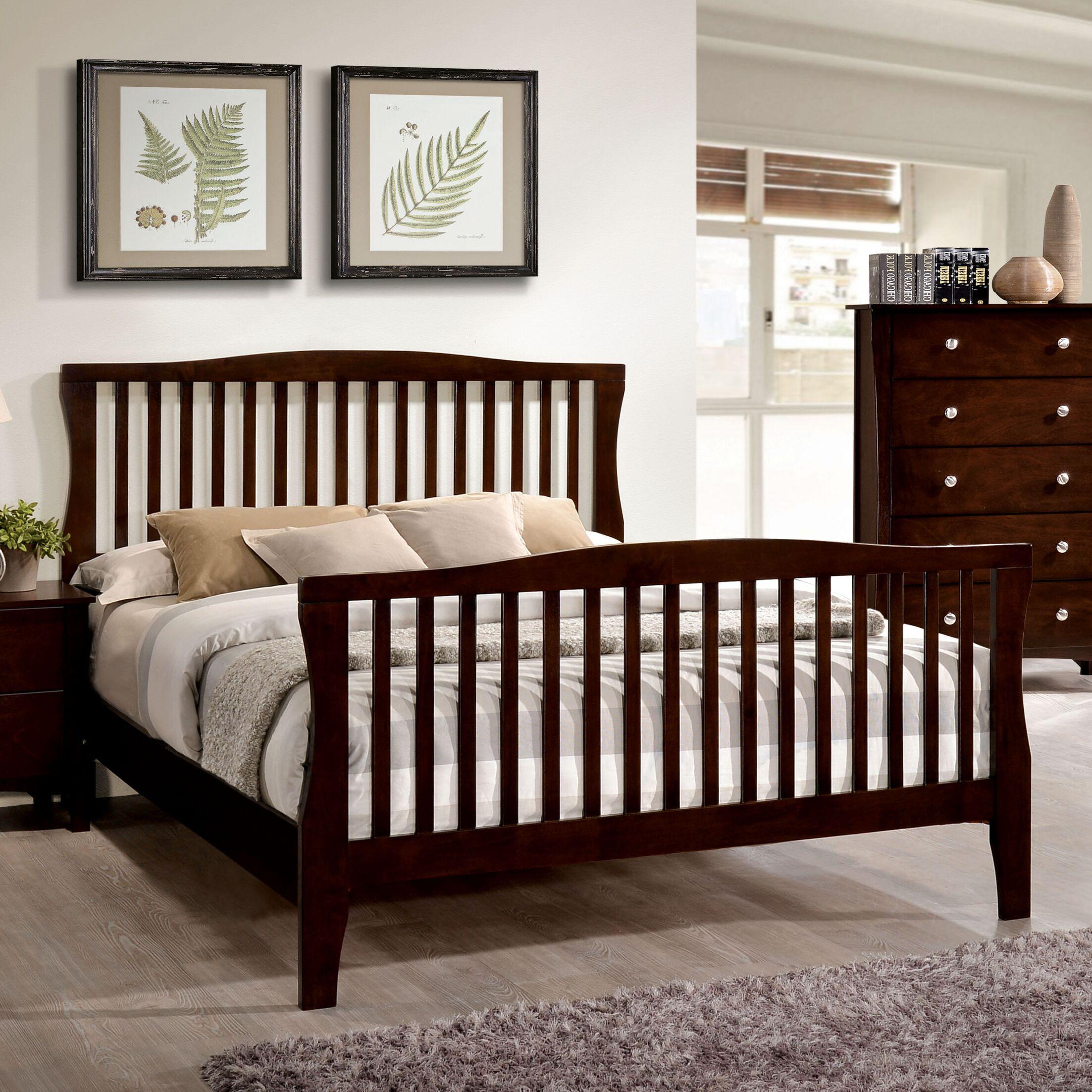 Joshua Panel Bed