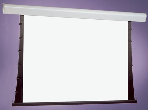 Silhouette Series V Gray Electric Projection Screen Size/Format: 85