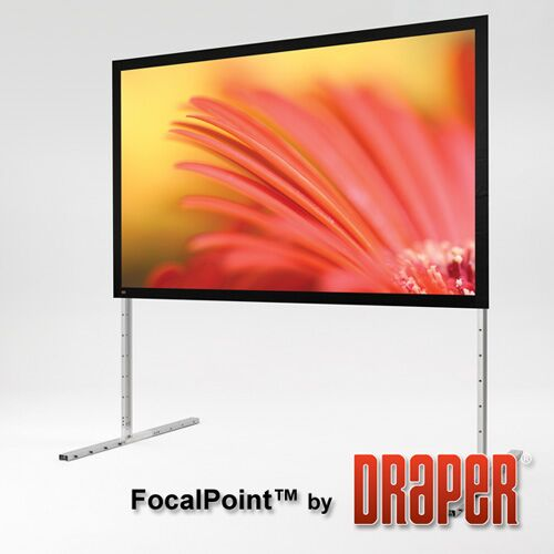Focal Point CineFlex Portable Projection Screen Size/Format: 198