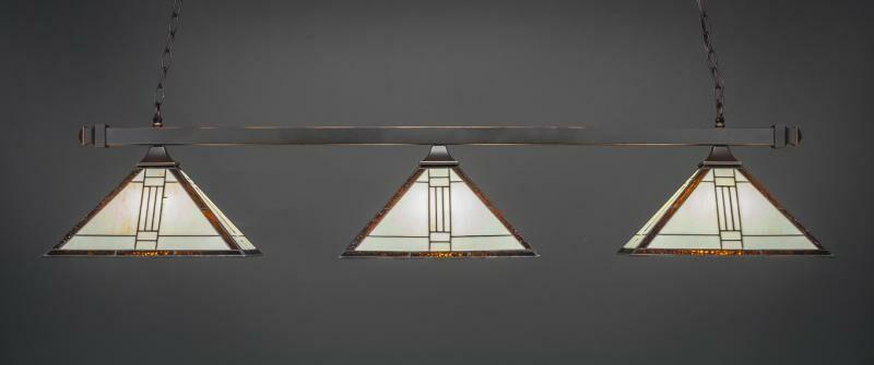 Bellavia 3-Light Billiard Pendant Base Finish: Dark Granite
