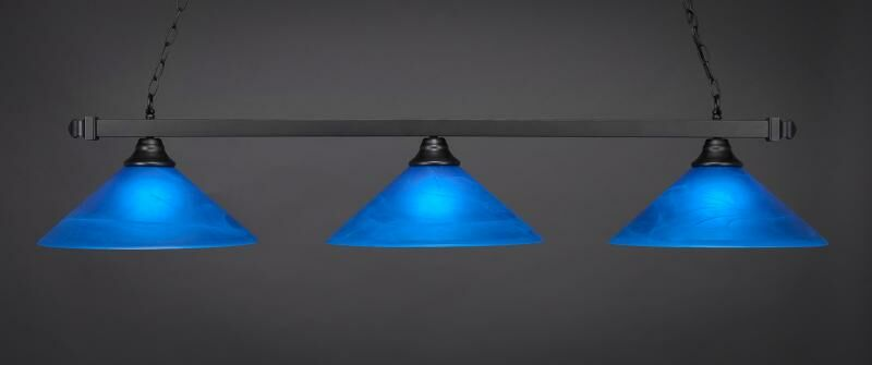 Agnon 3-Light Billiard Pendant