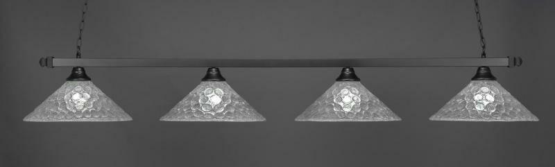 Wooten 4-Light Billiard Pendant