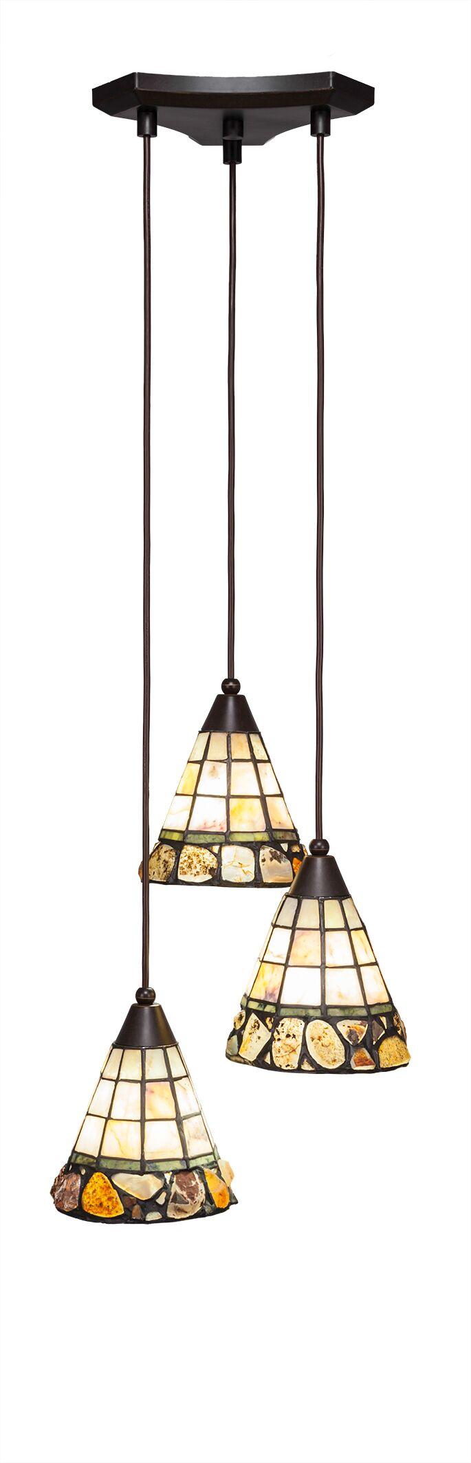 Nessa 3-Light Pendant