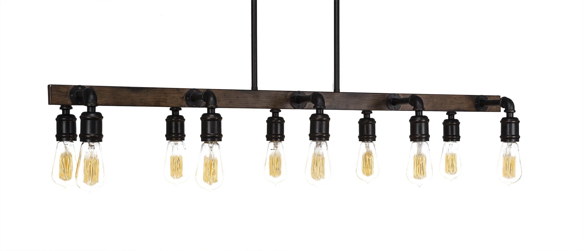 Davidson 10-Light Kitchen Island Pendant