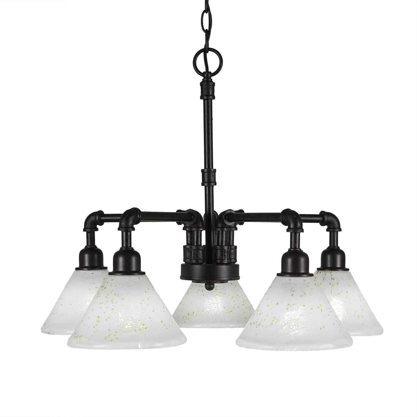 Kash 5-Light Shaded Chandelier