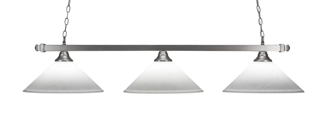 Chinar 3-Light Kitchen Island Pendant