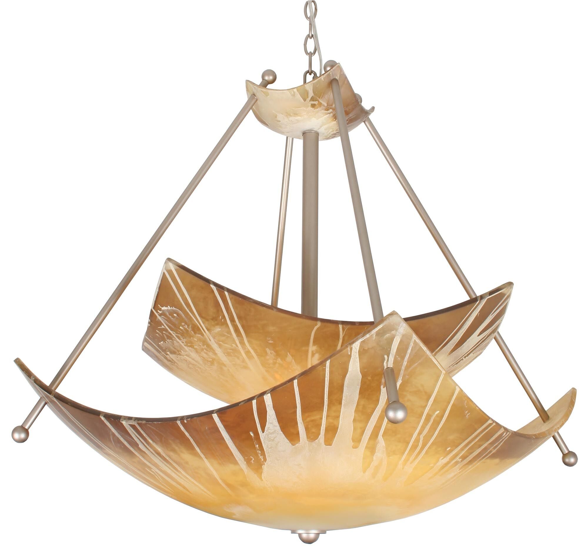 Nealy 7-Light Bowl Pendant
