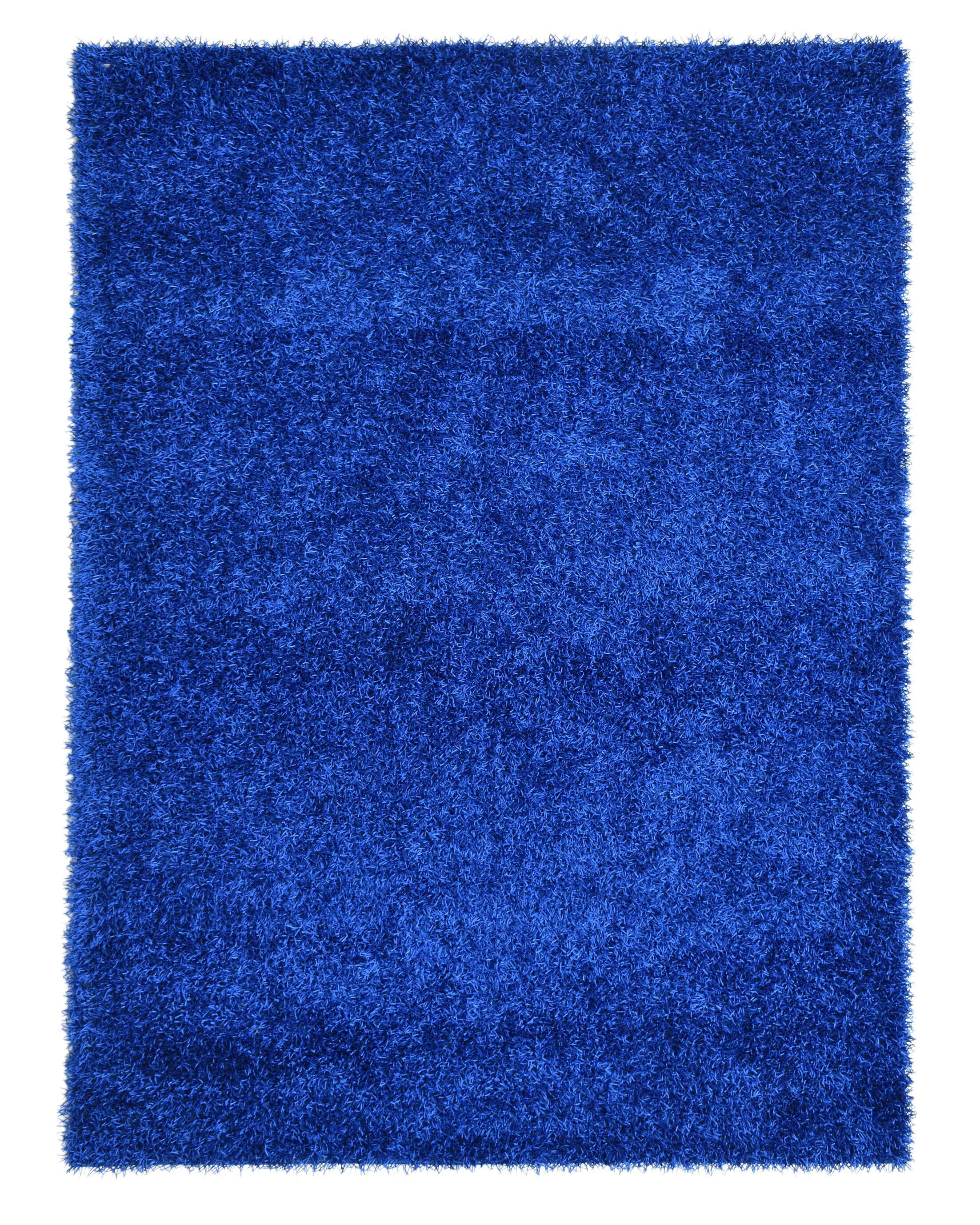 Sara Blue Area Rug Rug Size: 5' x 8'