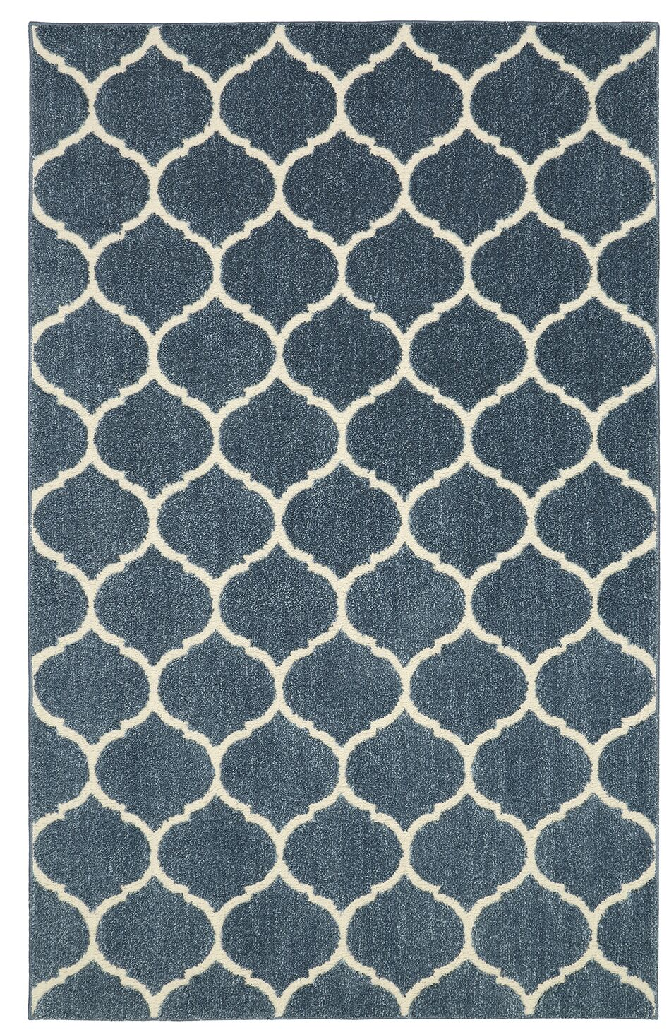 Kalispell Blue Area Rug Rug Size: Rectangle 8' x 10'