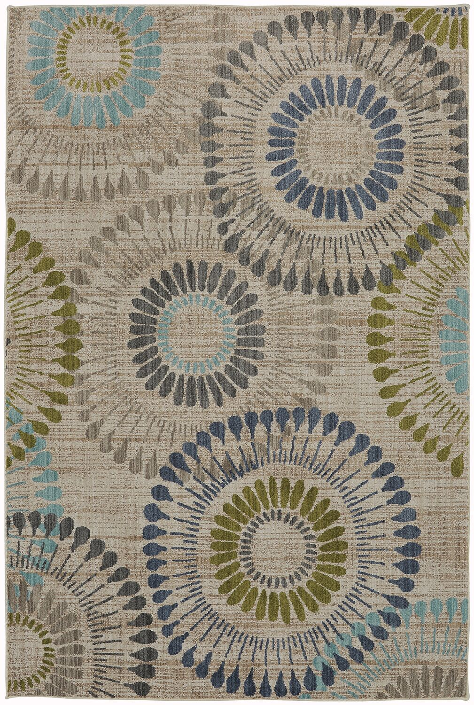 Metropolitan Weston Gray Area Rug Rug Size: Rectangle 8' x 11'